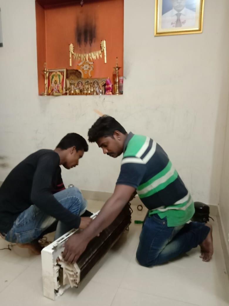 Ac Repair Services In Chennai Air Conditioner Repair